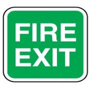 Safe Safety Sign - Fire Exit 013